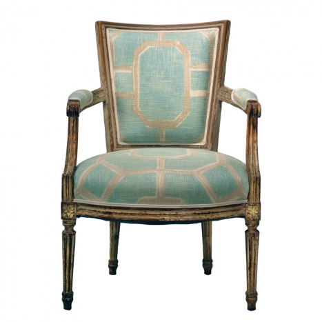 pair of louis XVI chairs, SOLD