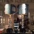 table lamps, SOLD