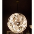 murano glass chandelier ,