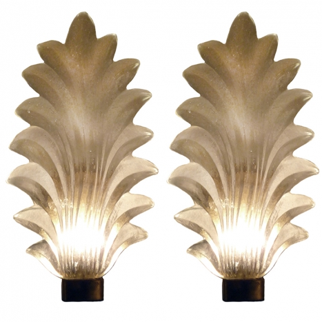 murano glass wall lights,