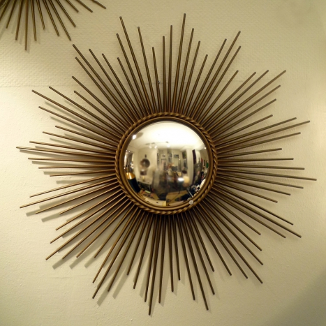 sunburst mirrors,