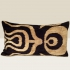 ikat cushion, SOLD