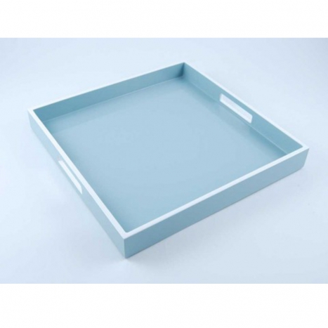 serving tray, cool grey