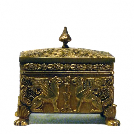 brass box, germany