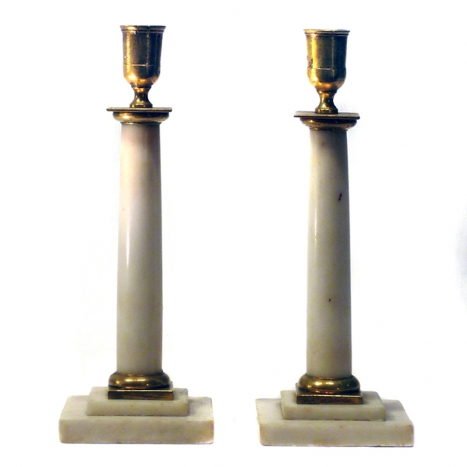 candle holders, sweden