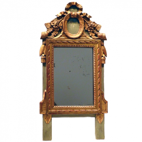 mirror directoir, france 18th c
