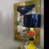 mirror brass, italy SOLD